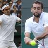 WIMBLEDON: Federer-Cilic per il titolo