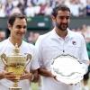WIMBLEDON: Roger Federer ottavo titolo, nella leggenda