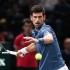 ATP FINALS : Djokovic primo semifinalista