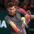 ATP Finals : Thiem batte Nishikori, stasera Federer-Anderson