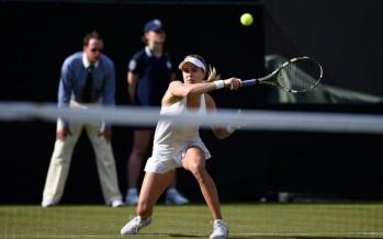 WIMBLEDON DAY 8 : Eugenie Bouchard elimina Alizé Cornet, Kvitova supera Peng