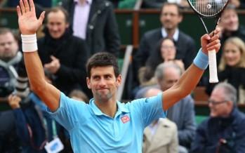 ROLAND GARROS : Novak Djokovic in finale.