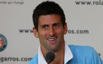 """ROLAND GARROS 2014 : Novak Djokovic """"Oggi ho giocato giocato bene, un tennis solido"""""""