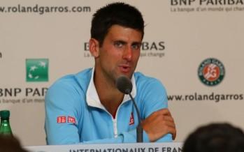 """ROLAND GARROS 2014 : Novak Djokovic """"Sono deluso, ma Rafa ha giocato meglio nei momenti cruciali."""""""