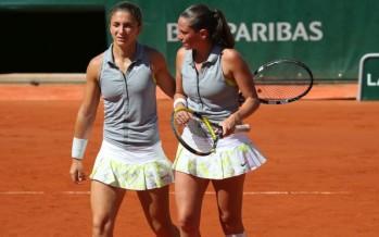ROLAND GARROS 2014 : Errani Vinci in finale nel doppio