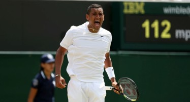 MASTER 1000 Madrid : Kyrgios salva 2 match-points ed elimina Federer