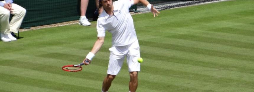 WIMBLEDON DAY 2 : Troppo Forte Federer per Lorenzi 61 61 63