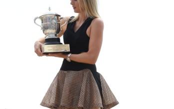 ROLAND GARROS 2014 : Maria Sharapova