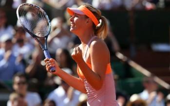 WTA STOCCARDA : Maria Sharapova rientro con vittoria