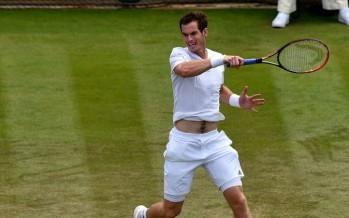 WIMBLEDON DAY 3 Andy Murray azzera Blaz Rola
