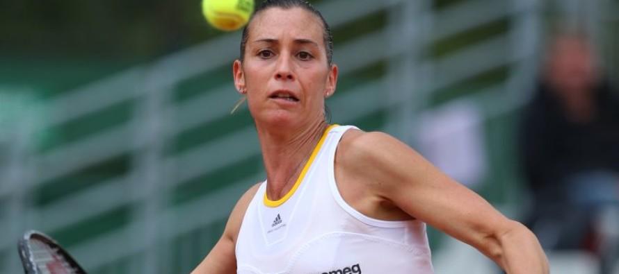 WTA Montreal : In campo Errani, Pennetta, Vinci e Giorgi.