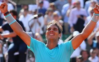 ROLAND GARROS 2014 : Nadal vola in finale