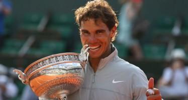 ROLAND GARROS 2014 : Rafael Nadal conquista Parigi