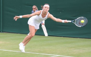 WIMBLEDON DAY 8 : Safarova ai quarti, Madison Keys abbandona, out Wozniacki