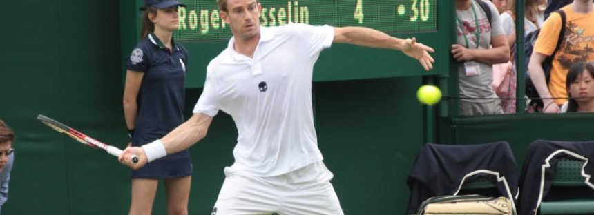 WIMBLEDON DAY 1 : Volandri eliminato