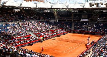 ATP 500 Amburgo : Al via Seppi e Fognini, Cecchinato out nelle quali.