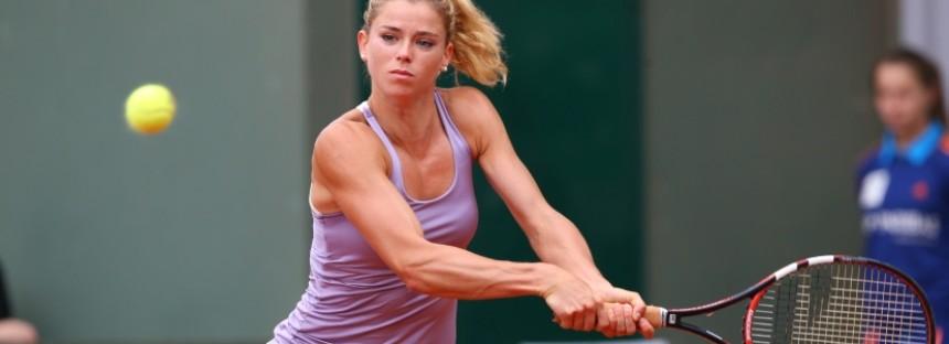 WTA Bastad : Camila Giorgi ko contro Gabriela Dabrowski