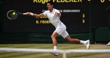 CLASSIFICA ATP : Novak Djokovic stacca Roger Federer per la corsa al n°1 di fine anno