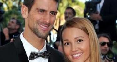 Novak Djokovic papà è arrivato Stefan