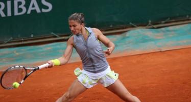 WTA Bad Gastein : Sara Errani vola in semifinale