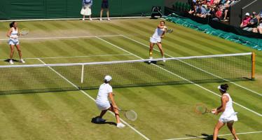 WIMBLEDON DAY 11 : Vinci Errani in finale nel doppio