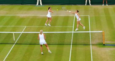WIMBLEDON 12 : Finale doppio femminile Errani-Vinci sfidano Babos-Mladenovic
