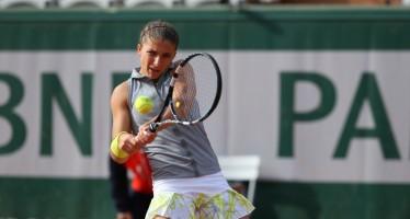 WTA AUCKLAND : Hantuchova troppo forte, fuori la Errani