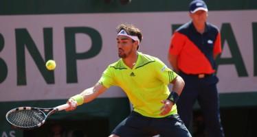 ATP 500 Amburgo : Filip Krajinovic distrugge Fabio Fognini 64 60