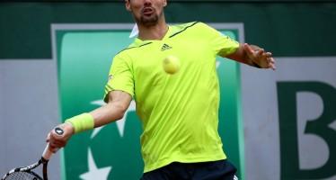 ATP 250 Umago : Fognini si arrende in due set, Pablo Cuevas in finale