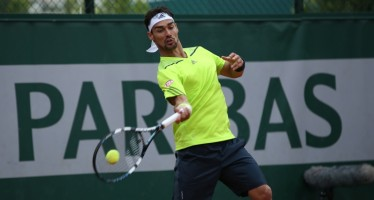 ATP 250 Stoccarda : Fabio Fognini in semifinale.