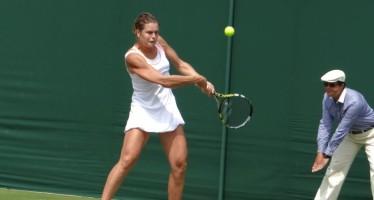WTA SHENZEN : Karin Knapp supera la Parmentier