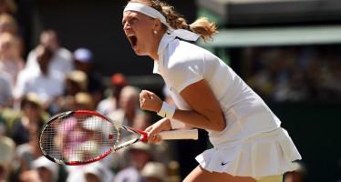 WTA NEW HAVEN : Vince Petra Kvitova