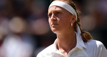 WIMBLEDON : Petra Kvitova trionfa in finale 63 60