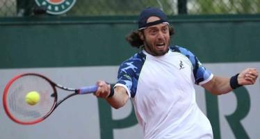 ATP 250 Metz : Lorenzi ok, Seppi abbandona.