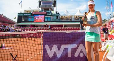 WTA Bastad : Vittoria di Mona Barthel