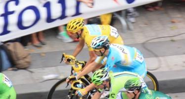 TOUR 2014 : Dopo 16 anni Vincenzo Nibali