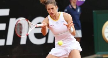 WTA LUSSEMBURGO : Fuori Andrea Petkovic testa di serie n°1
