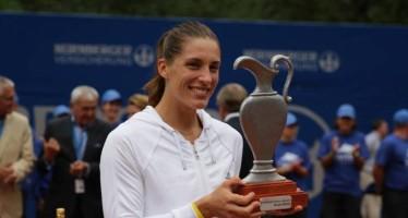 WTA Bad Gastein : Titolo ad Andrea Petkovic