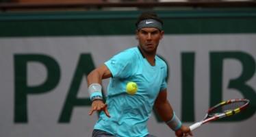 ATP 500 BASILEA : Fuori Nadal, eliminato da Borna Coric 18 anni, lo spagnolo rinuncia a Bercy