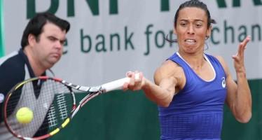 WTA LIMOGES : Francesca Schiavone in semifinale