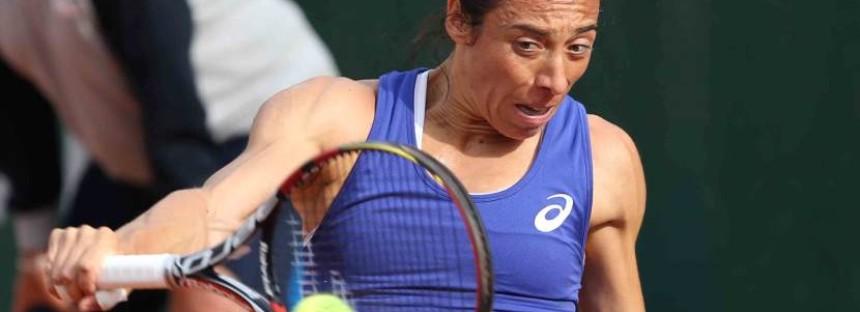 WTA Baku : Francesca Schiavone al II turno