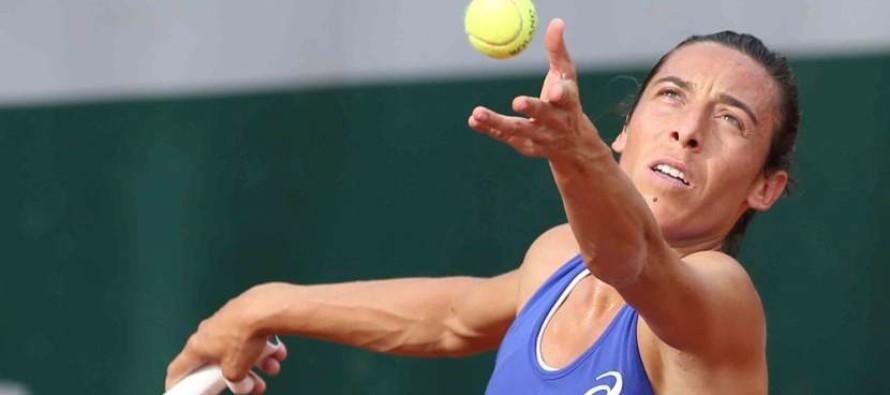 WTA Istanbul : Francesca Schiavone ai quarti di finale. Out Knapp