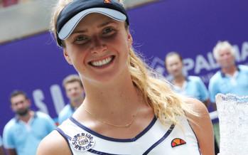 WTA BAKU : Successo di Elena Svitolina