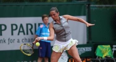 WTA Bucarest : Esordio di Roberta Vinci.