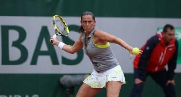 WTA Bucarest : Finale Roberta Vinci – Simona Halep in diretta su SuperTennis alle 16.30