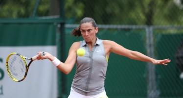 WTA PECHINO : Roberta Vinci inarrestabile, batte la Makarova e si qualifica per i quarti