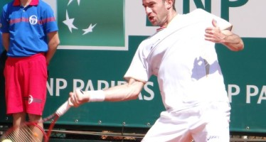 ATP 250 Gstaad : Out Volandri, i risultati