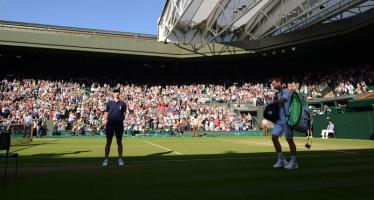 WIMBLEDON DAY 10 : Oggi i quarti maschili Federer sfida Wawrinka, Murray contro Dimitrov