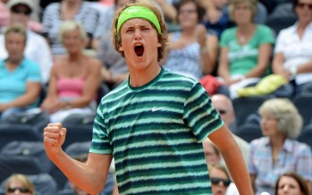 WTA Amburgo : Zverev in semifinale, qualificati anche  Ferrer e Mayer