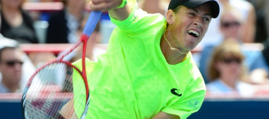 ATP 250 Washington : Pospisil elimina Berdych.